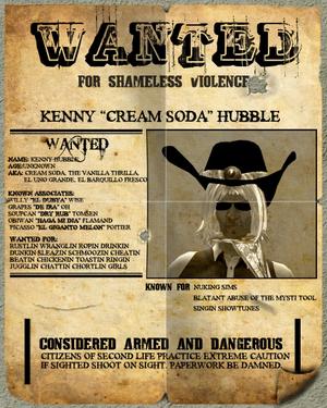 Wantedposterkenny